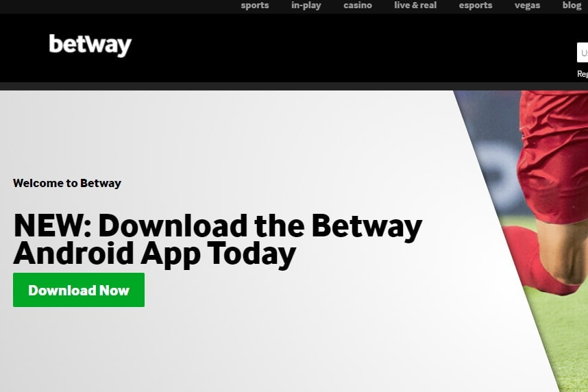 Betway App: How to Use the Betway Sports App